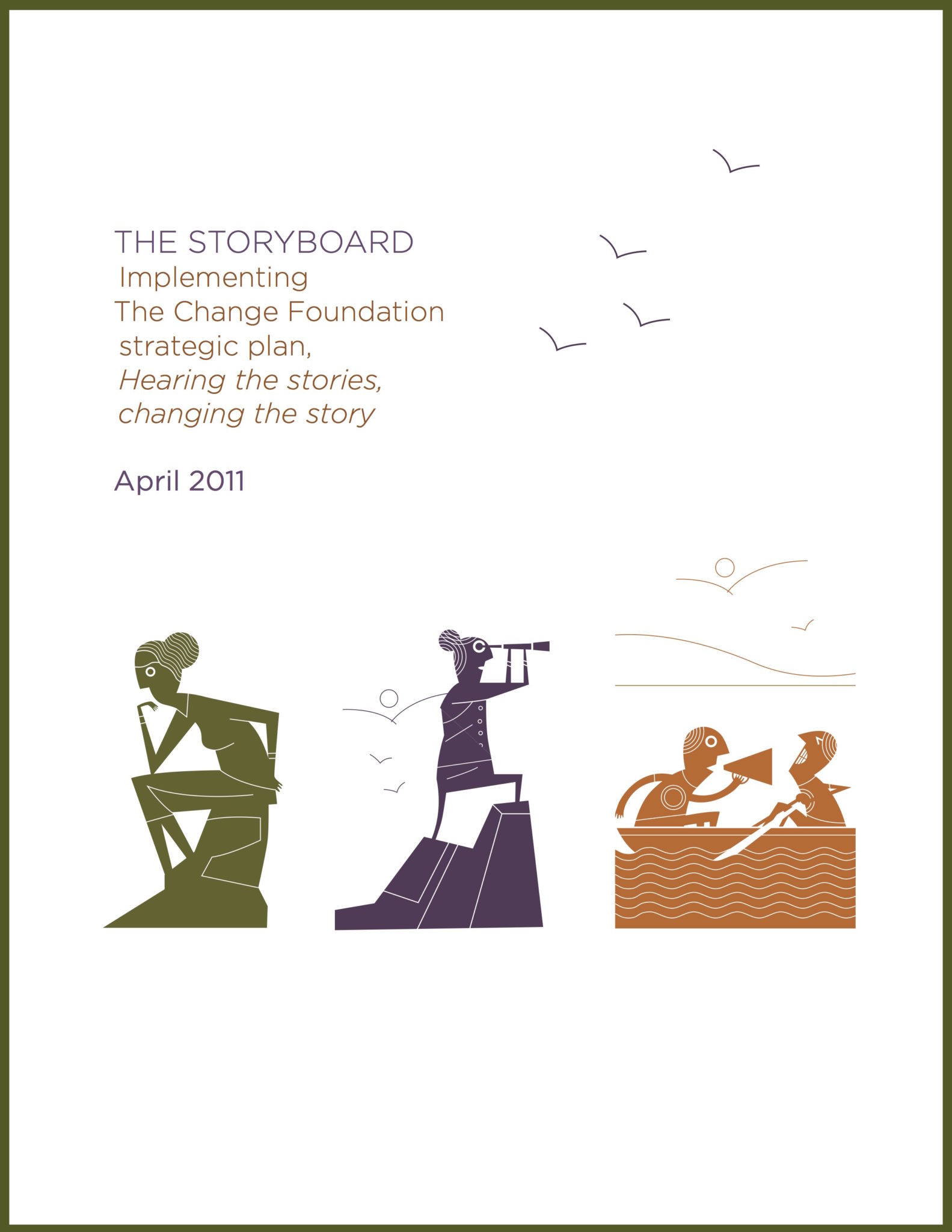 "Cover of ""The Storyboard"""