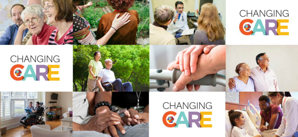 Changing CARE update