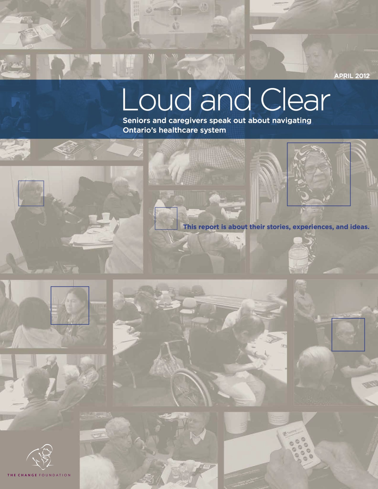 Cover Page of Loud & Clear