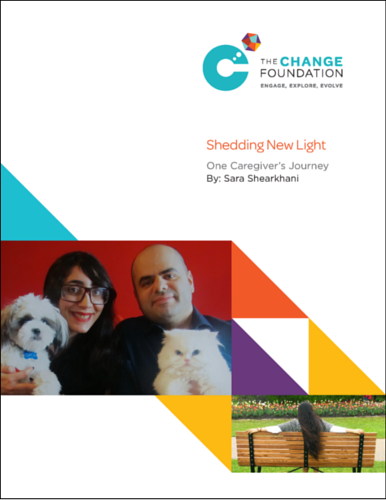 Shedding New Light: One Caregiver's journey