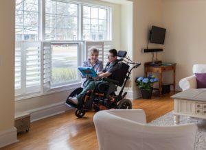 Lisa & Chase The Change Foundation, family caregiver