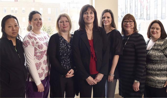 St. Joseph's Integrated Comprehensive Care Team