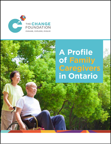 A Profile of Family Caregivers in Ontario