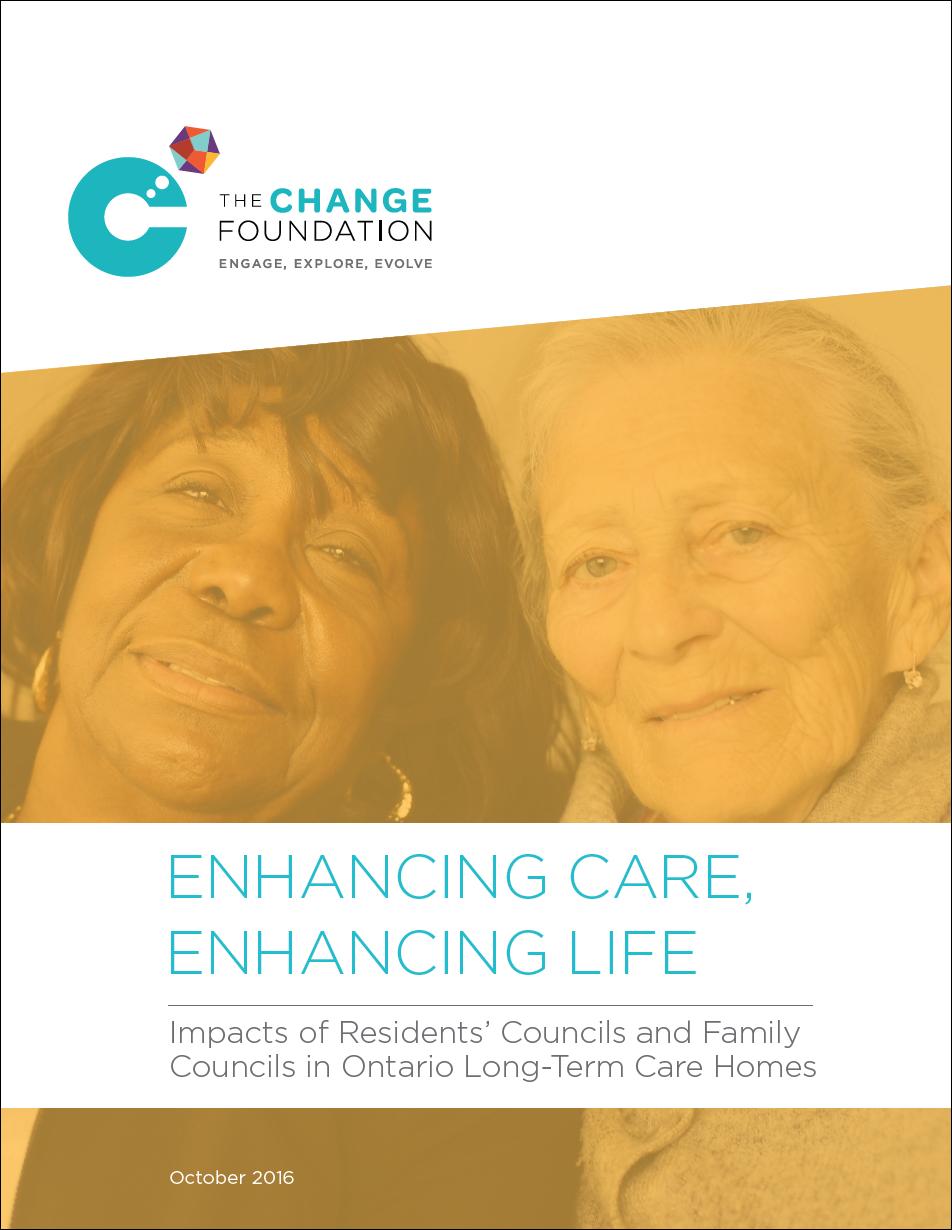 Enhancing Care, Enhancing Life
