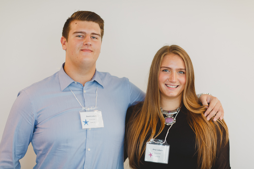 young carers david and amy