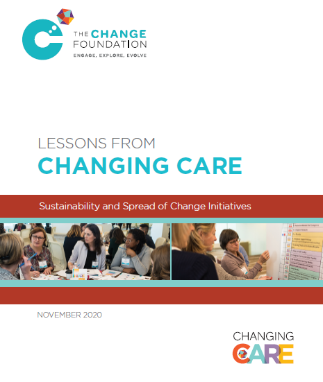 Lessons Learned from Changing Care