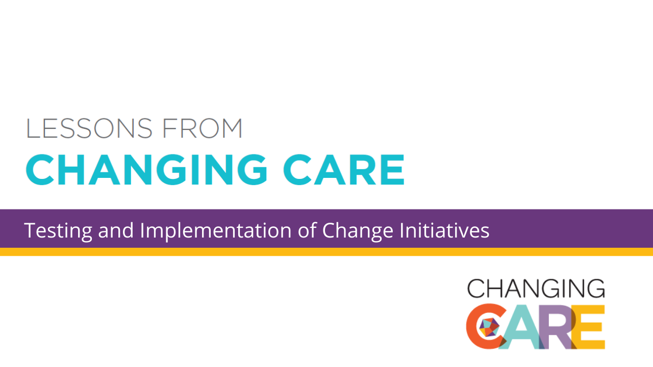 report-cover-testing-implementation-change-initiatives