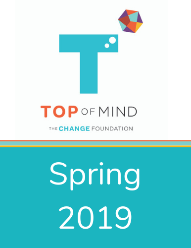 Top of Mind: Spring 2019