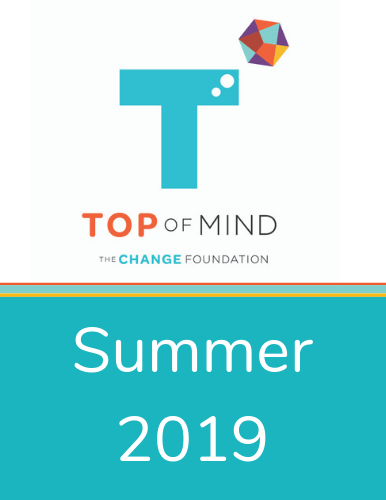 Top of Mind: Summer 2019