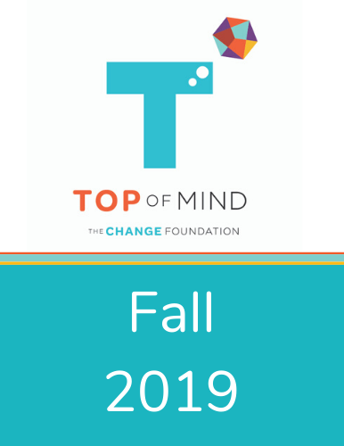 Top of Mind: Fall 2019
