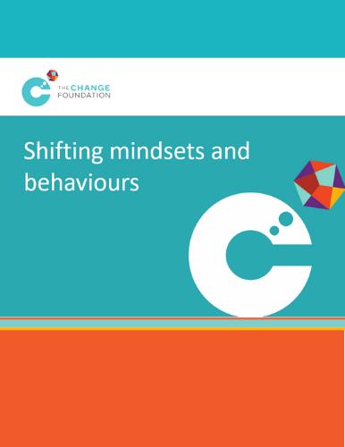 thumbnail for shifting mindsets and behaviours presentation