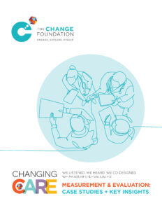 Changing CARE: Evaluating our impact